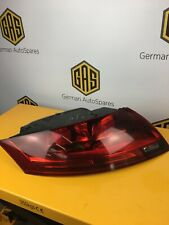 Audi TT Mk2 8J Rear Light Nearside Passenger  Side 2006-2014