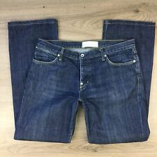PaperDenim&Cloth Straight Leg Men's Jeans Size 36 Made in USA 100% cotton (VV14)