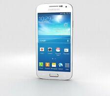 Samsung Galaxy S4 mini GT-I9195 - 8GB -.White (Unlocked) Smartphone - Grade B
