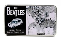 Corgi Classics - The Beatles - Album Cover Die-Cast Collectable Revolver Taxi