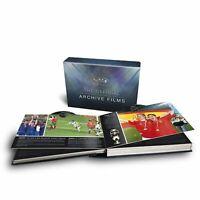 UEFA Presents The Official Archive Films (DVD) (21-Disc Set)