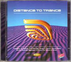 Compilation - Distance To Trance Vol. 1 - 2 CD - 1997 - Trance Distance France