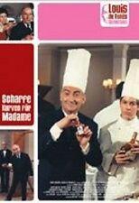 SCHARFE KURVEN FÜR...DVD LOUIS DE FUNES KOMÖDIE NEU