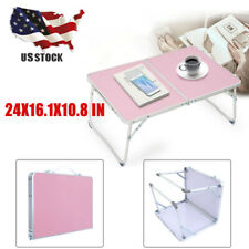 Laptop Notebook Table Stand Tray Lazy Foldable Computer Desk Bed Tray Portable T