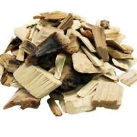 MAPLE  WOOD CHUNKS CHIPS FOR BBQ GRILLING SMOKING 7LBS