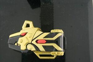 Bandai Sentai Power Rangers Dino Thunder Black Cosplay Brachio Morpher w/ strap