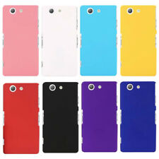 For Sony Xperia Z3 Compact Z3mini New Snap On Rubberzied hard Matte case cover