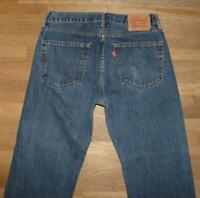 "WOW!!! coole LEVI`S 505 Herren- JEANS / LEVIS Blue- Jeans in blau W31"" /L30"""