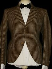 MEN'S 1960'S CAMPELL HIGHLAND TWEED BEAULY HUNTING SHOOTING COUNTRY JACKET UK44R