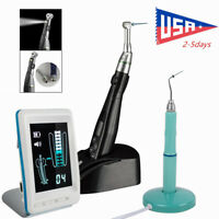 Dental Obturation System Endo Heated Pen+Endo Motor+16:1 Apex Locator USA SHIP