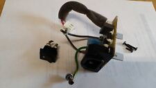 Yamaha HS 50M power supply inlet and switch part