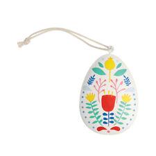 Rex London Folk Easter Egg Decoration