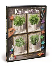 Schipper 609340687 - Painting by Numbers - Herbs (Quattro) - New
