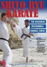 Rs-0449 Shito Ryu Karate #6 Cracking Code of Kata Kosokun Dvd Billimoria