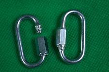 Easy Fit Lock per Parrot RAT CINCILLA 'PET GABBIA PORTA Catena Collegamento