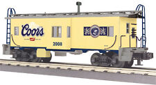 30-77144 MTH COORS BAY WINDOW CABOOSE
