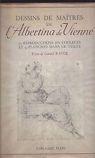 Dessins De Maitres (XV-XVIII Siecles) De L'albertina De Vienne