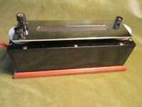 SPARK COUNTER, VINTAGE {ATOMIC PHYSICS} by GRIFFIN & GEORGE - LOOKS UNUSED!