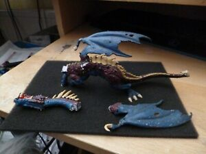 Great Imperial Dragon DRAG5 Metal Citadel 1987 Nick Bibby