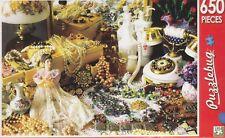 NEW Puzzlebug 650 Piece Puzzle ~ Vintage Jewelry