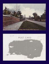 UK BUCKINGHAMSHIRE DENBIGH ROAD WATLING STREET BLETCHLEY DIVIDED BACK CIRCA 1907