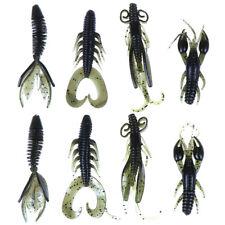 20pcs leurres de pêche en mer doux de crevette de ver s'attaquent à l'appât dLTA