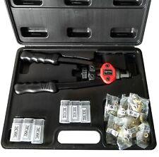 """NEW 13"""" Hand Riveter Gun Kit Rivet Nutsert Tool Riv Nuts Pneumatic Threaded Pop"""