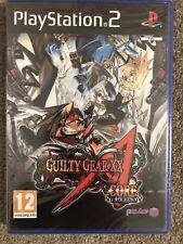 Playstation 2: Guilty Gear XX-Accent Core Plus (Excellent versiegelt Zustand) UK