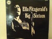 ELLA   FITZGERALD                     LP      BIG  SIXTEEN