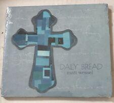 Matt Wessel-Daily Bread (CD)