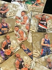 1998-99 Skybox Autographics AUTO Pick Your Card