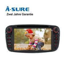 "7"" Zoll Ford Autoradio GPS Navi DVD Screen Mirror USB SD DAB+ Focus Mondeo"