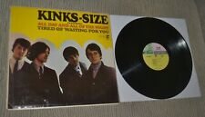 Kinks Kinks-Size orig US mono LP All Day and All of the Night Tired of Waiting