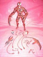 DIAMOND SELECT MARVEL SELECT SPIDER-MAN CARNAGE FIGURE
