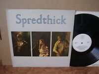SPREDTHICK – SAME Orig AN ACTUAL RECORD ACT 003 '79 LP UK FOLK ROCK BLUES EX