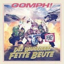 OOMPH! - DES WAHNSINNS FETTE BEUTE  CD++++++14 TRACKS+ NEW+