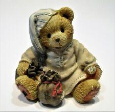 Cherished Teddies Ebearnezer Scrooge Bah Humbug 617296 Enesco