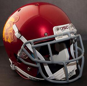 USC TROJANSNCAA Schutt XP Full Size GAMEDAY Replica FootballHelmet