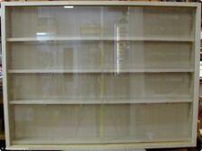 Vitrine hell Aufbewahrung - Maße ca. 803 x 73 x 602 mm
