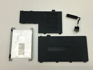 HP Compaq CQ57-300 series HDD RAM Covers HDD caddy and connector set