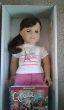 American Girl 2015 Grace Thomas  Doll and Paperback Book.