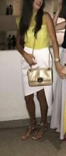 Marc Jacobs Collection Yellow Chifon Top 4