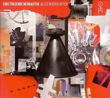 Alles Wieder Offen (Supporter) by Einstürzende Neubauten (CD, 2007, Potomak)(RR)