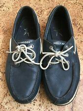 Helly Hansen Mocasine Schuhe Marine Vintage