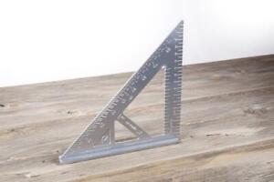 Anschlagwinkel Handwerkerwinkel Zentimeter-Ausführung NEU