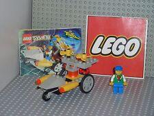 Set légo city 6491 ROCKET RACER complet avec notice