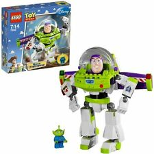 Lego Toy Story 7592 Buzz Lightyear Construct Pixar Action Figur