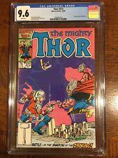 Thor #372 CGC Graded 9.6 Marvel 1986 1st appearance of TVA