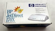 Hp JetDirect 170X External Print Server (for 10Base-T networks)