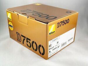 Nikon D7500 Brand new!